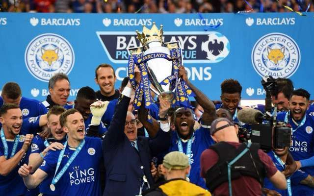 Leicester City shocked the world by winning the Premier League title