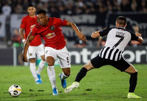 Anthony Martial did the business for Manchester United in Matchday 3