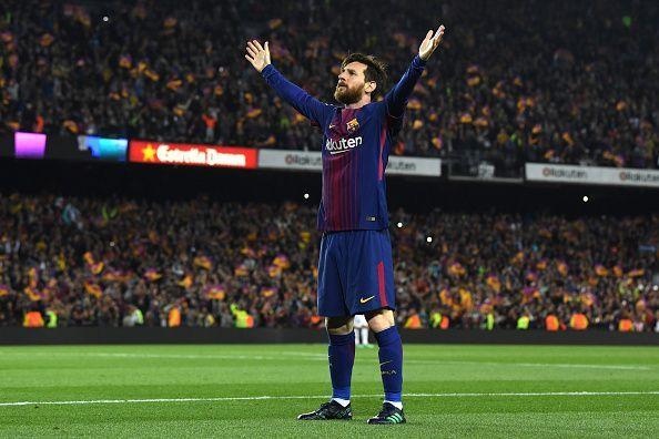 Lionel Messi has broken umpteen records during his illustrious career.