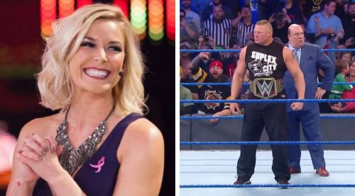 This week's SmackDown included some subtle but interesting details throughout the show