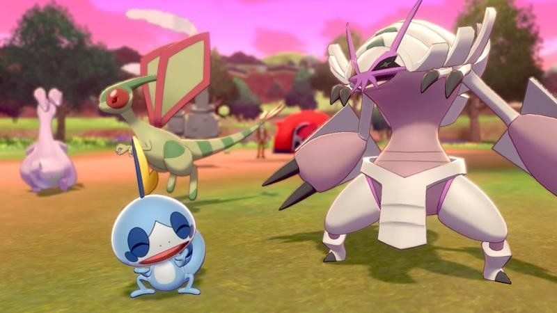 Image result for pokemon sword and shield number of pokemon chart