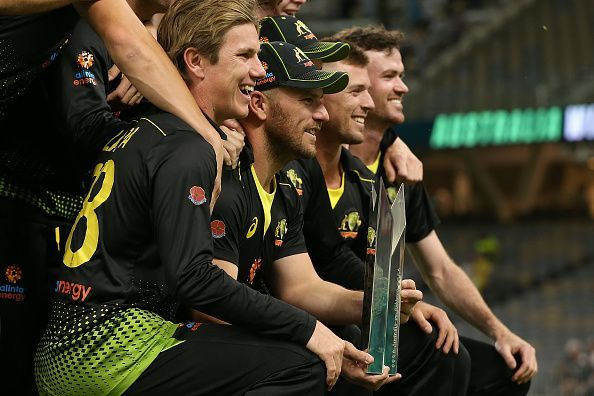 Australia have not lost a T20 match in 2019