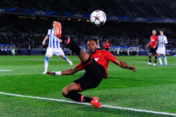 Patrice Evra is one of the most loved figures at Old Trafford