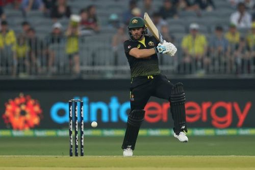 Aaron Finch led from the front