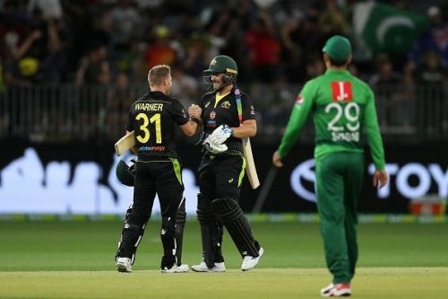 David Warner and Aaron Finch decimated the Pakistan bowlers in the third T20I