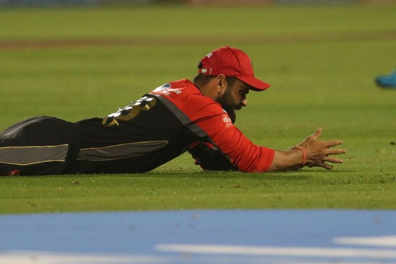 Kohli will follow what he preaches ( Image courtesy: BCCi/iplt20.com)