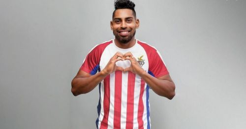 Roy Krishna was in scintillating form for ATK today
