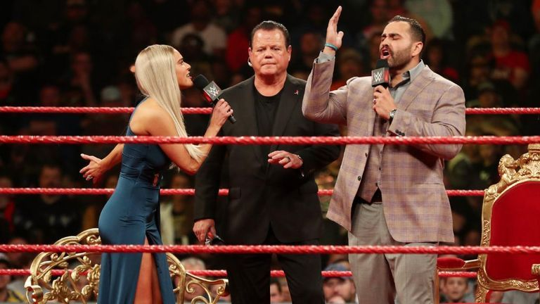 Lana has been humiliating Rusev for weeks.