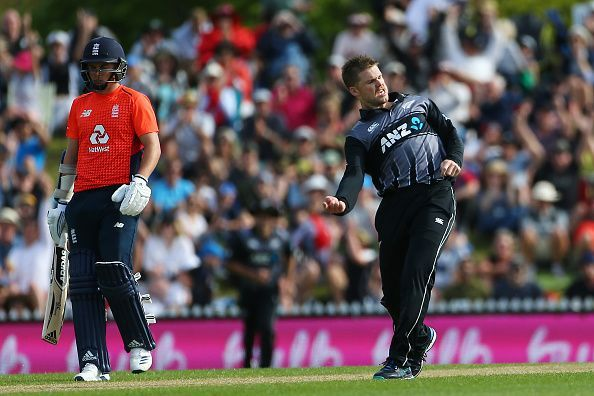 New Zealand v England - T20: Game 3