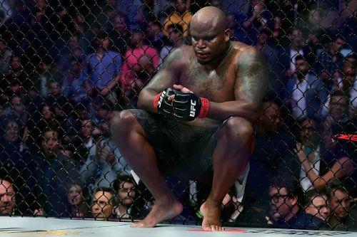 UFC 244 Lewis v Ivanov