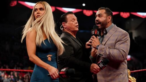 Rusev has attempted to win back Lana in recent weeks