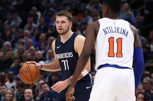 A Luka Doncic triple-double wasn