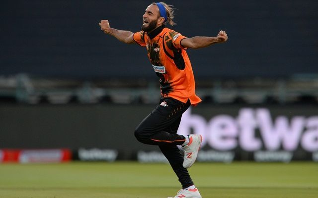 Imran Tahir has been one of the best bowlers in the Mzansi Super League so far