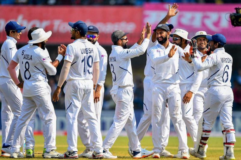 भारतीय टीम की एक और बेहतरीन जीत