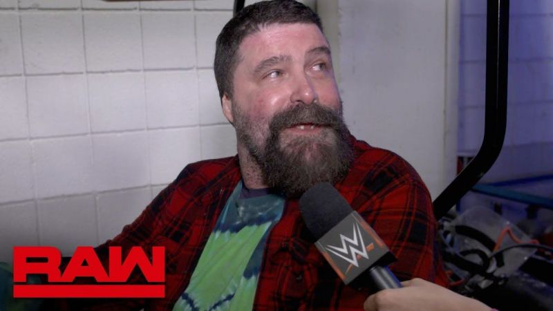 WWE Legend Mick Foley
