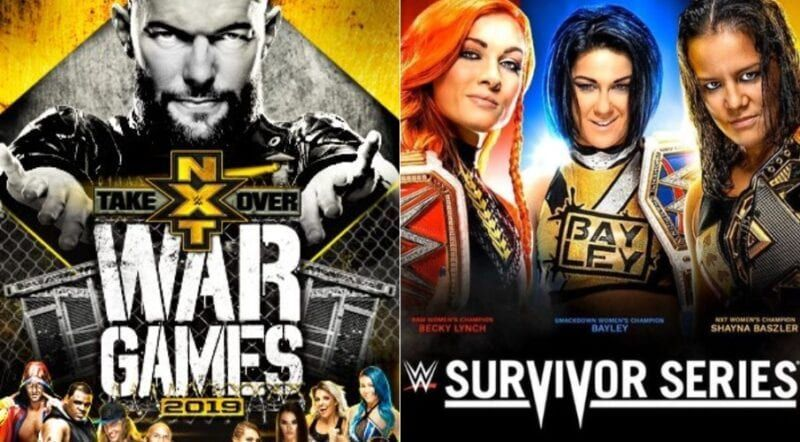 WarGames and Survivor Series provided a bang for the WWE.