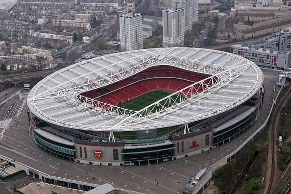 The debts brought on by the Emirates Stadium crippled Arsenal financially for years