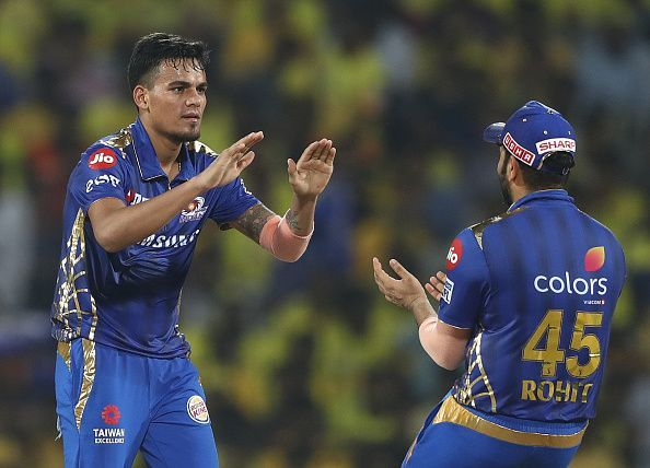 Rahul Chahar has proven his mettle in the IPL for the Mumbai Indians