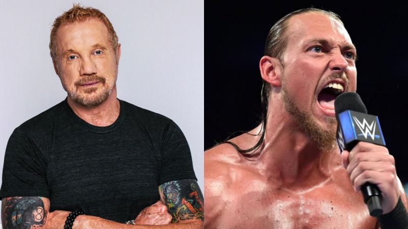 DDP opened up about Big Cass