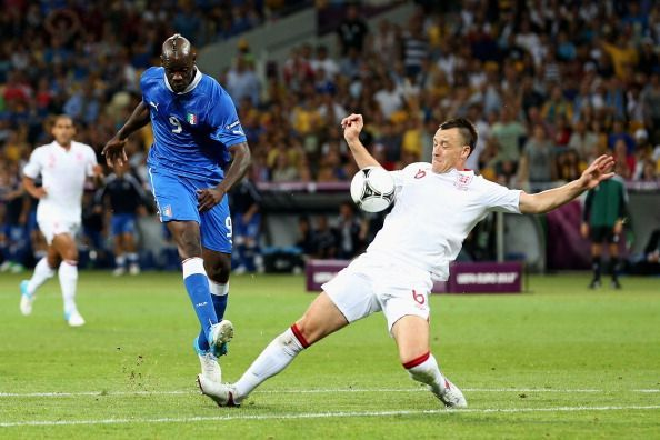 John Terry kept England