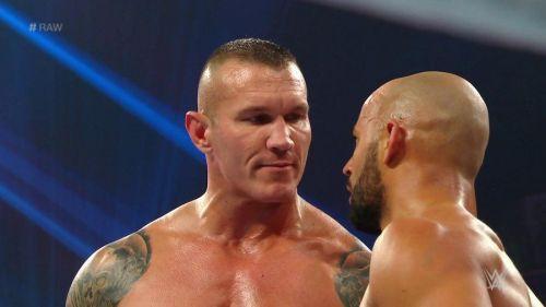 Randy Orton and Ricochet