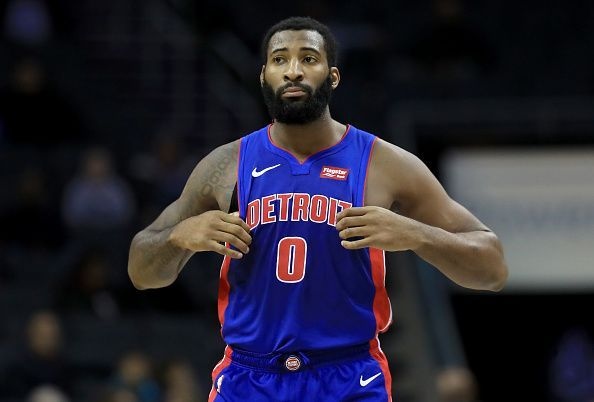 Andre Drummond has an interesting nickname.