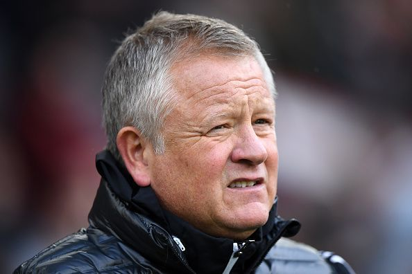 Chris Wilder's reputation has soared thanks to his work at Sheffield United