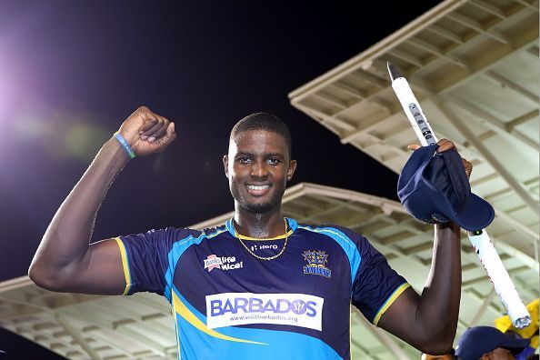 Holder took his CPL side to victory recently