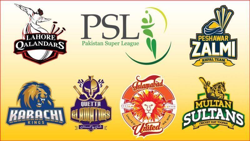 All PSL teams