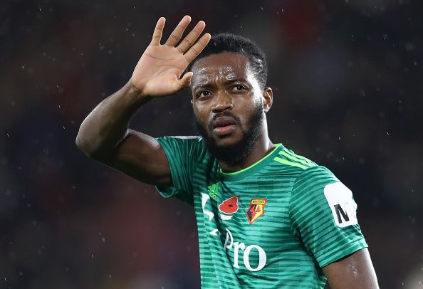 Nathaniel Chalobah moved from Chelsea to Watford in 2017 after struggling for game time