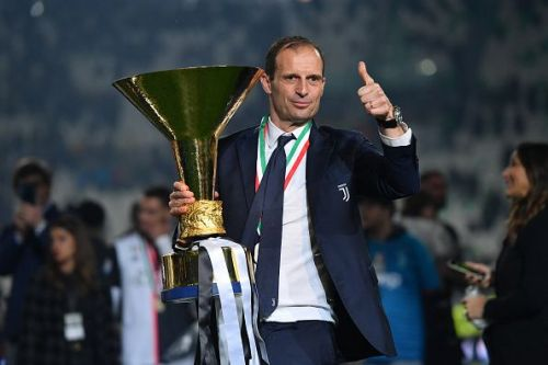 Allegri left Juventus after dominating Italian football with the club for 5 seasons.