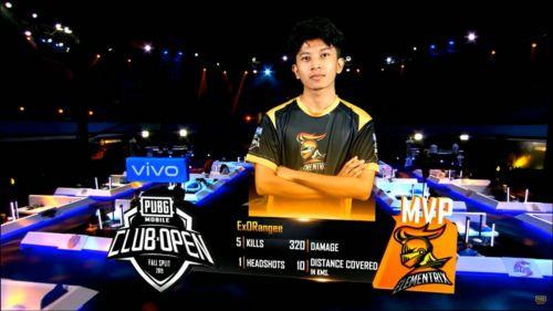 EcORangee wins MVP for game 8