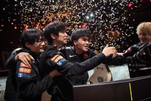 FPX wins Worlds 2019