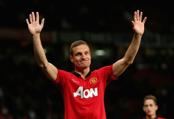 Vidic has been one of the greatest captains in the history of this club