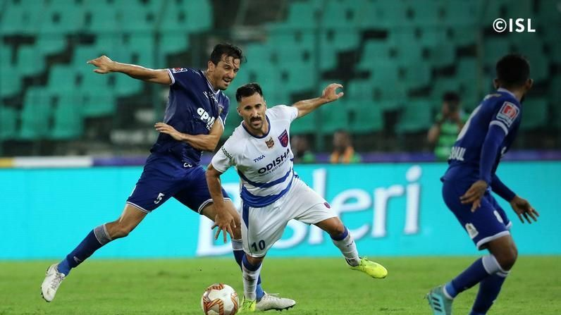 Odisha FC vs Chennaiyin FC