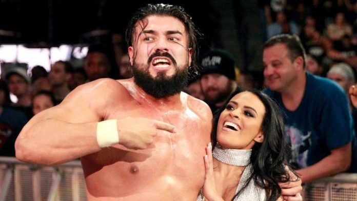 Andrade is a former NXT Champion