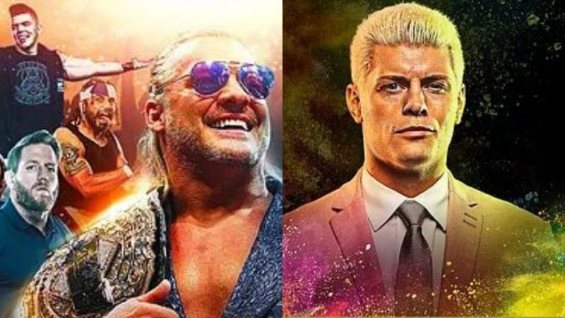 Who will leave Dynamite with the AEW World Championship?