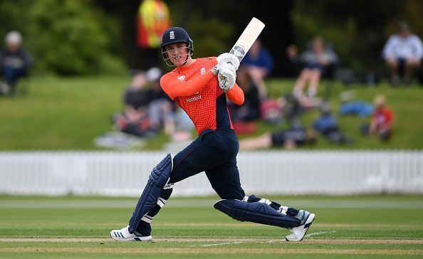 Tom Banton recently made his T20I debut for England