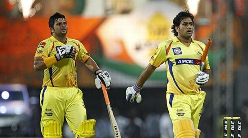 Suresh Raina and MS Dhoni have been the cornerstones of Chennai Super Kings since the first season.