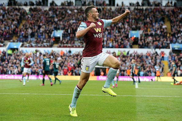 Aston Villa v Burnley FC - Premier League