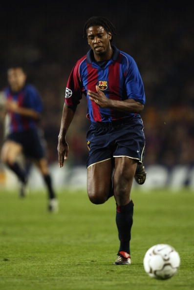 Philippe Christanval spent two unfruitful years at Barcelona after leaving Monaco in 2001