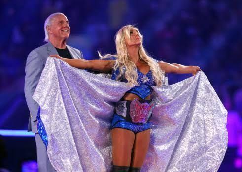 The Queen entering WrestleMania 32