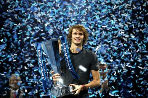 Alexander Zverev is the defending champion at the Nitto ATP Finals.