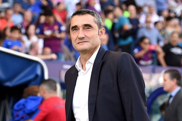 Things are getting tougher for Ernesto Valverde.