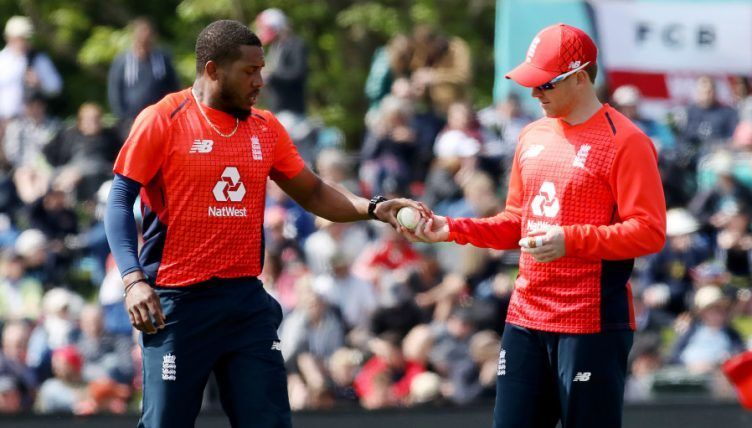 Chris Jordan and Eoin Morgan can earn the rewards for their recent success at the auction
