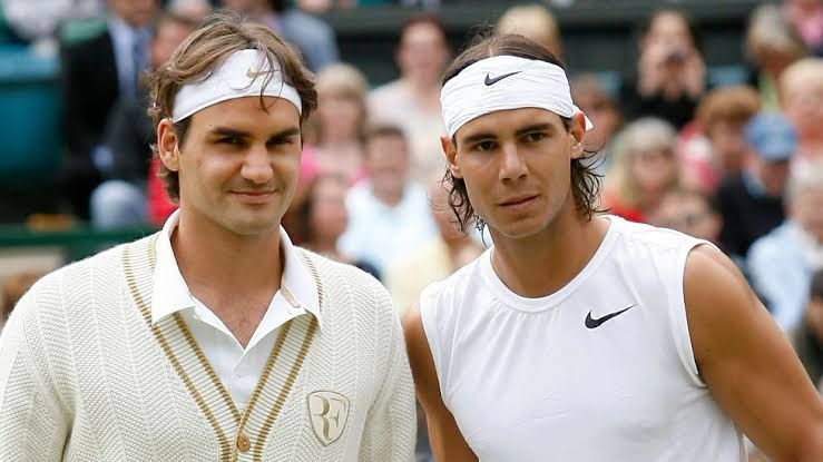The rivalry between Federer and Nadal is considered one of the greatest in the history of tennis
