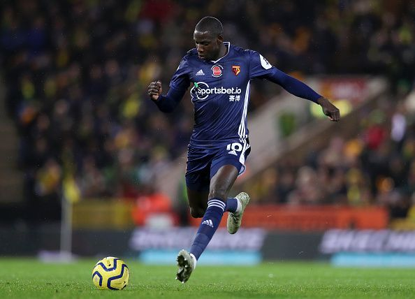 Abdoulaye Doucoure has been on Arsenal