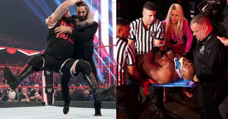 WWE RAW Results November 25th, 2019: Winners, Grades, Video Highlights for latest Monday Night RAW