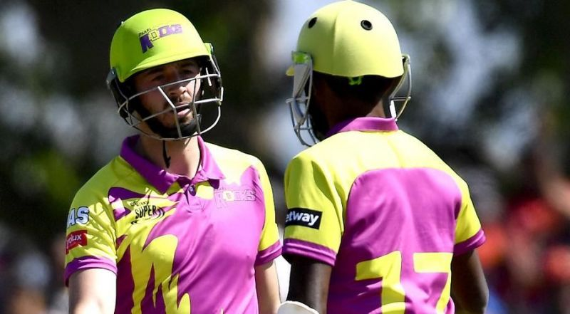 James Vince was in fine form for the Rocks