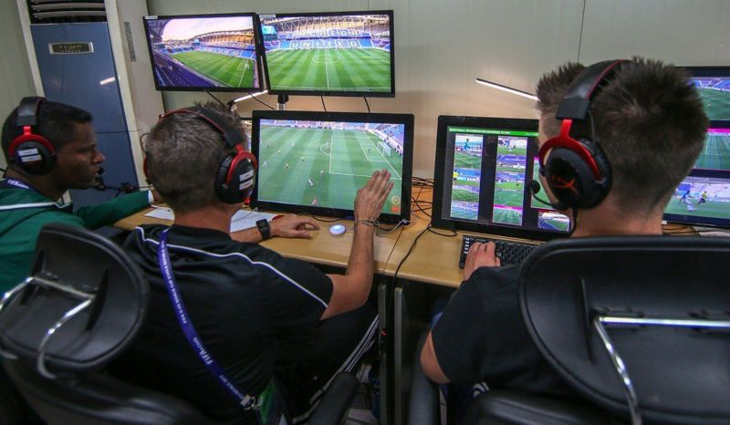 VAR presents a great new commercial opportunity for football
